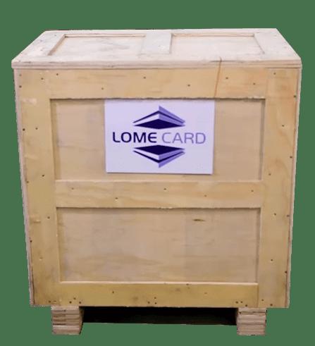 material para pvc lome card