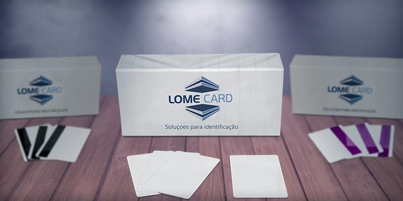 cartão de PVC