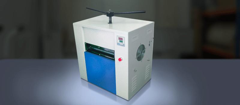 máquina de crachá