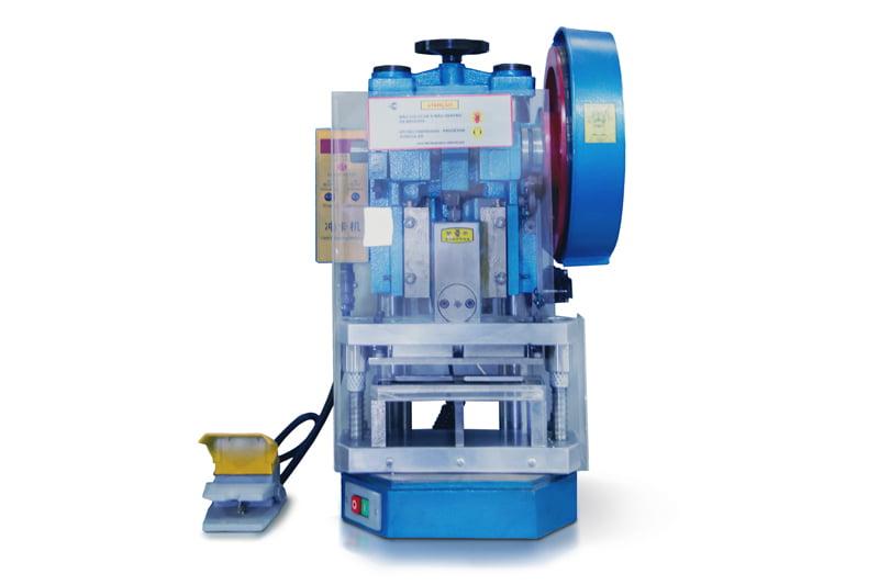 máquina cortadora elétrica de crachá
